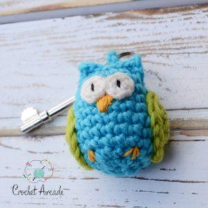 crochet-owl blue logo