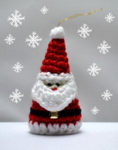 crochet-santa