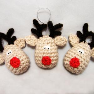 crochet-reindeer