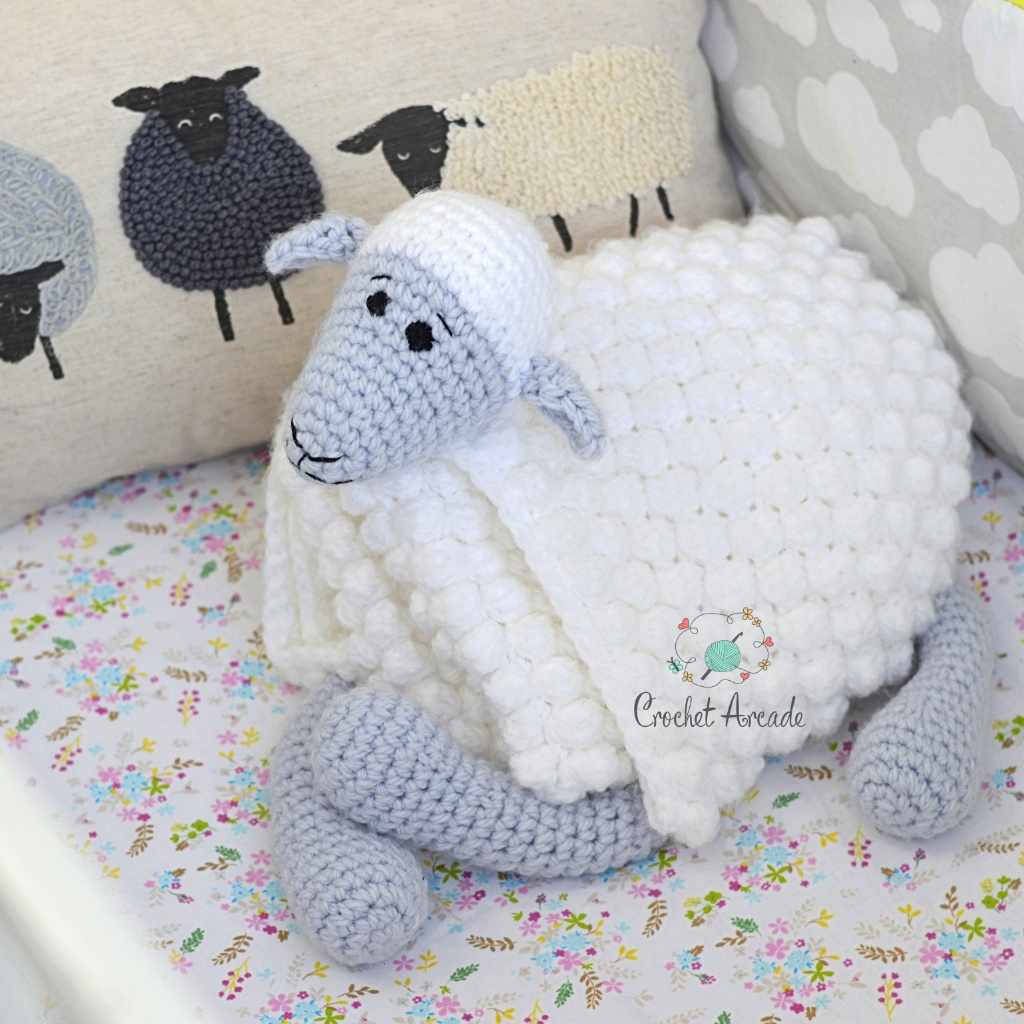 Gruffy The Goat (Amigurumi To Go!) | Amigurumi free pattern ... | 1024x1024