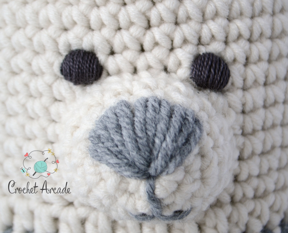 Amigurumi how to embroider eyes shown in photos. | Crochet eyes ... | 808x1000