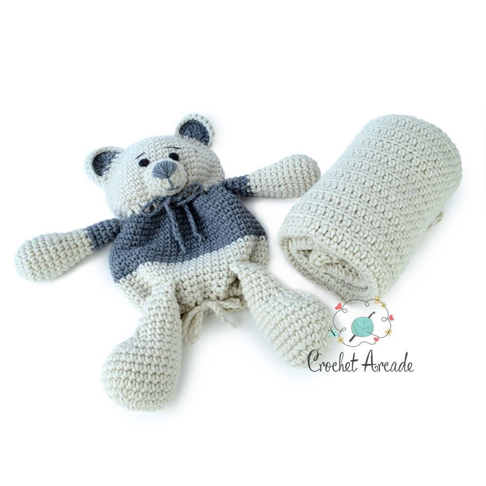 Cotton yarn bear curtain tie back♥ The price 29.50 USD is for one ... | 1000x1000