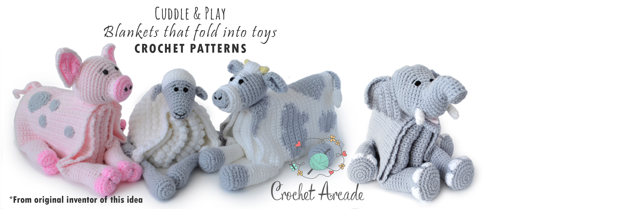 Free Crochet Patterns Archives | Crochet Arcade